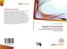 Bookcover of Nombre Transcendant