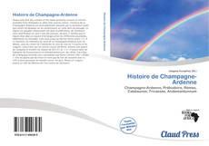 Bookcover of Histoire de Champagne-Ardenne