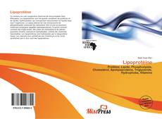 Couverture de Lipoprotéine