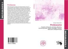 Bookcover of Protéasome