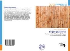 Bookcover of Eugongbusaurus