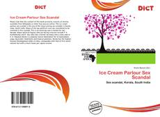 Portada del libro de Ice Cream Parlour Sex Scandal