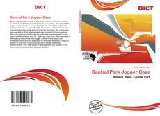 Bookcover of Central Park Jogger Case