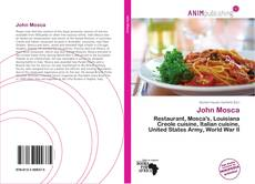 Bookcover of John Mosca