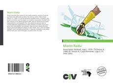 Marin Radu kitap kapağı
