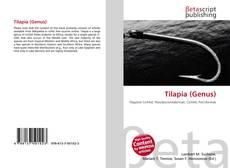Capa do livro de Tilapia (Genus)