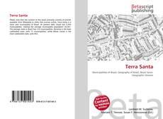 Bookcover of Terra Santa