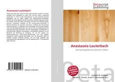 Bookcover of Anastassia Lauterbach