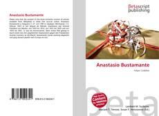 Bookcover of Anastasio Bustamante