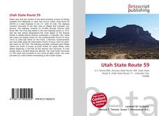 Bookcover of Utah State Route 59