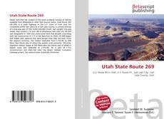 Portada del libro de Utah State Route 269