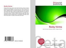 Rocky Verma kitap kapağı