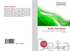 Обложка Rocky Thompson
