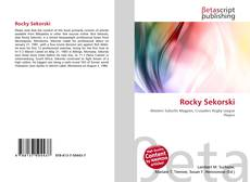 Обложка Rocky Sekorski
