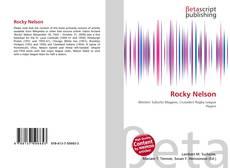 Обложка Rocky Nelson
