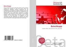 Capa do livro de Batschkapp