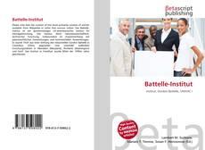 Bookcover of Battelle-Institut