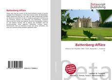 Bookcover of Battenberg-Affäre