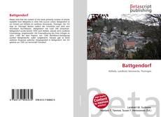 Обложка Battgendorf