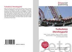 Bookcover of Turbulence (Hersheypark)