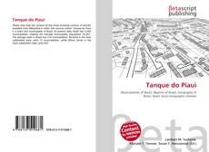 Bookcover of Tanque do Piauí