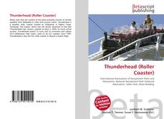 Copertina di Thunderhead (Roller Coaster)
