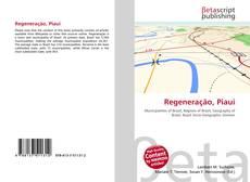 Capa do livro de Regeneração, Piauí
