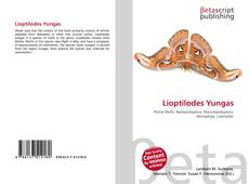 Bookcover of Lioptilodes Yungas