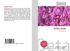 Buchcover von Andor Izsák