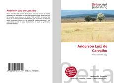 Bookcover of Anderson Luiz de Carvalho