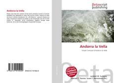 Bookcover of Andorra la Vella