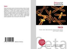 Bookcover of TBCD