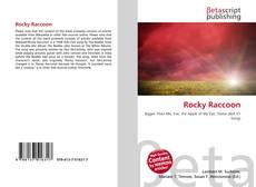 Обложка Rocky Raccoon