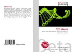 Bookcover of TEF (Gene)