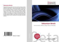 Sebastian Brock的封面