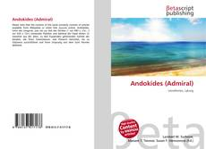Обложка Andokides (Admiral)