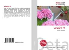 Bookcover of Andorit IV