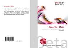 Sebastian Cluer的封面