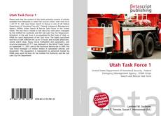 Bookcover of Utah Task Force 1