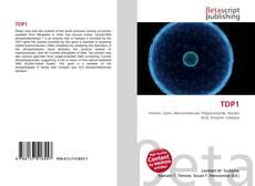 Capa do livro de TDP1