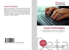 Bookcover of Tavant Technologies