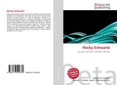 Rocky Schwartz kitap kapağı