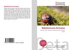 Обложка Babelomurex Armatus