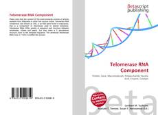 Bookcover of Telomerase RNA Component