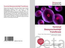 Terminal Deoxynucleotidyl Transferase kitap kapağı