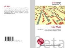 Bookcover of Luiz Alves