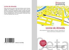 Licínio de Almeida的封面