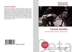 Capa do livro de Tavares Gooden