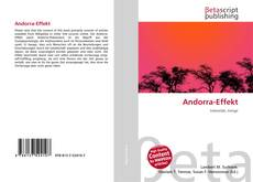 Bookcover of Andorra-Effekt