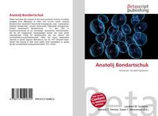 Couverture de Anatolij Bondartschuk